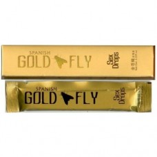 Spanish Gold Fly 1 Sachet | Cecair Perangsang Nafsu Isteri