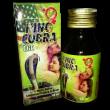 King Cobra Oil | Untuk Zakar Keras, Besar, Panjang Dan Tahan Lama