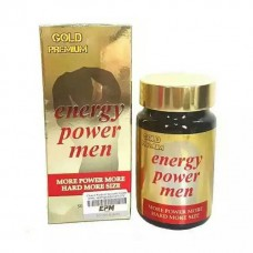 EPM Capsule | Energy Power Men Gold Premium Original