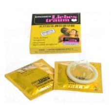 Erosex Liebes Traum Condom   Kondom Disaluti Gel Tahan Lama