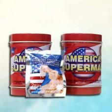 American Superman | Ubat Kuat Lelaki