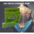 Sex Drive Chewing Gum | Untuk Menaikkan Ghairah Wanita