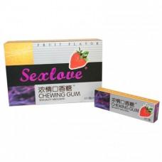 Sexlove Chewing Gum | Merangsang Dan Menaikkan Nafsu Wanita