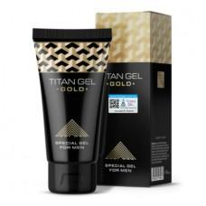 Titan Gel GOLD Original Russia | Tambah Saiz, Kuat & Keraskan Zakar