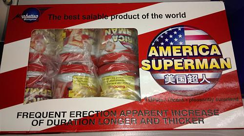 american superman